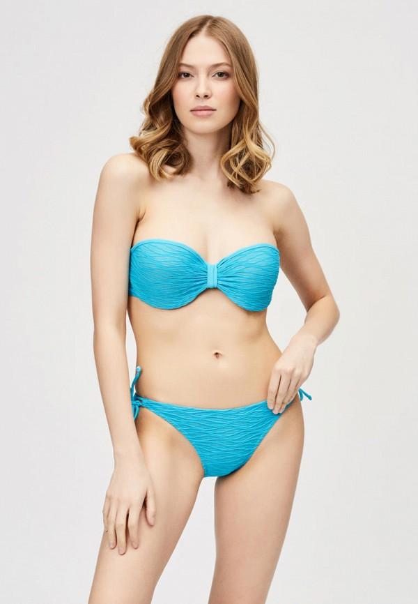женский купальник argento, голубой