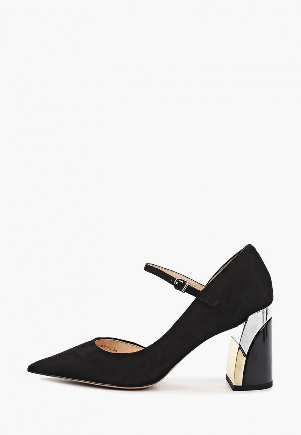 женские туфли pazolini, черные
