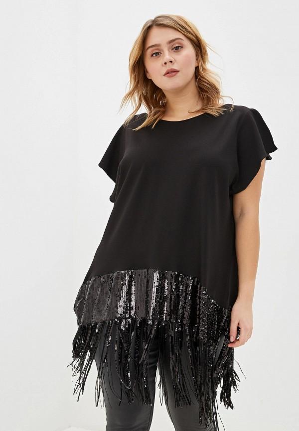Туника ASV Fashion Design ASV Fashion Design  черный фото