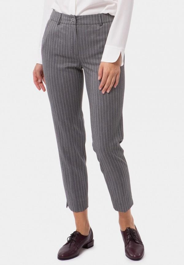 Фото - Женские брюки Vladi Collection серого цвета