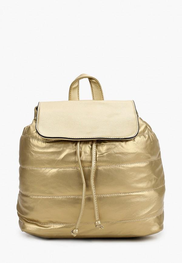 женский рюкзак pur pur, золотой