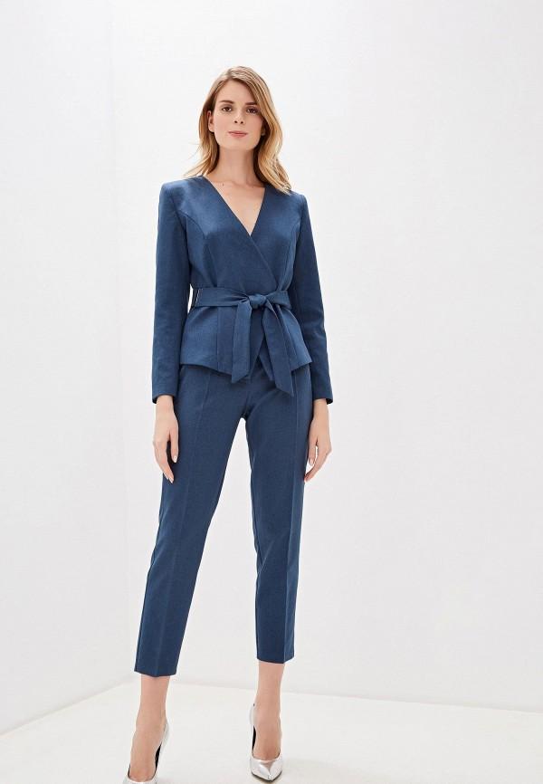 женский костюм joymiss, синий