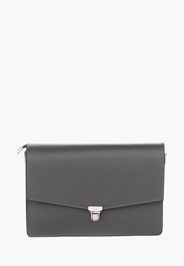 женская сумка vivat accessories, серая