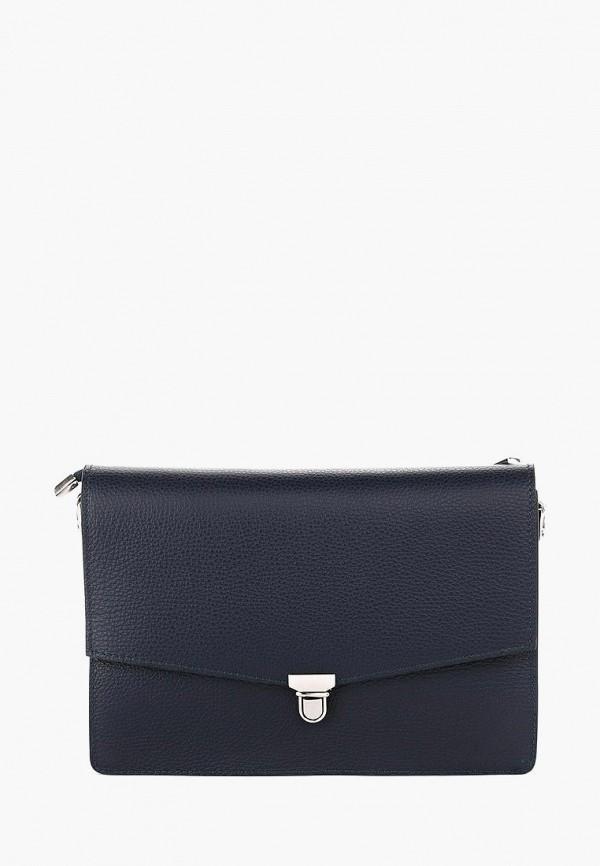 женская сумка vivat accessories, синяя
