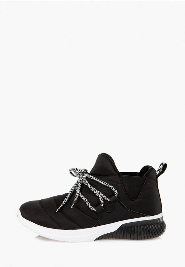 женские кроссовки hummel, черные