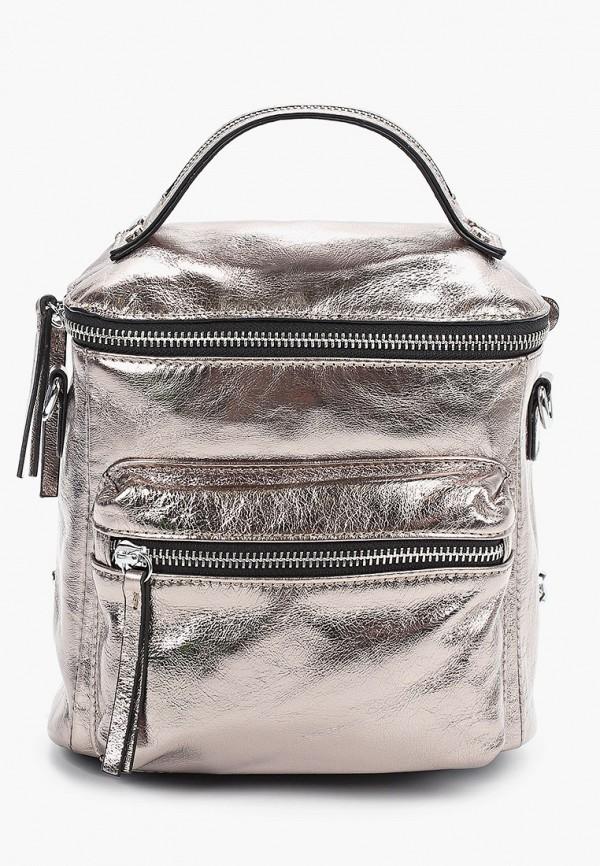 женский рюкзак alexander tsiselsky, золотой