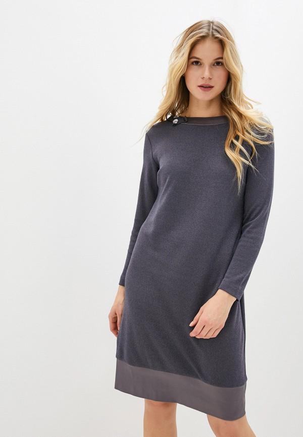 Платье Helmidge Helmidge MP002XW0GPP7 платье miata серый 48 размер