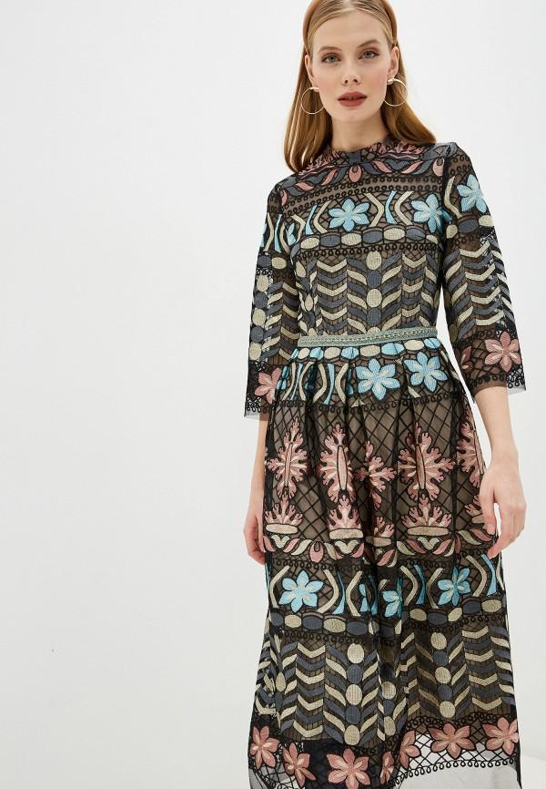 Платье Ksenia Knyazeva Ksenia Knyazeva MP002XW0GPTT цена 2017