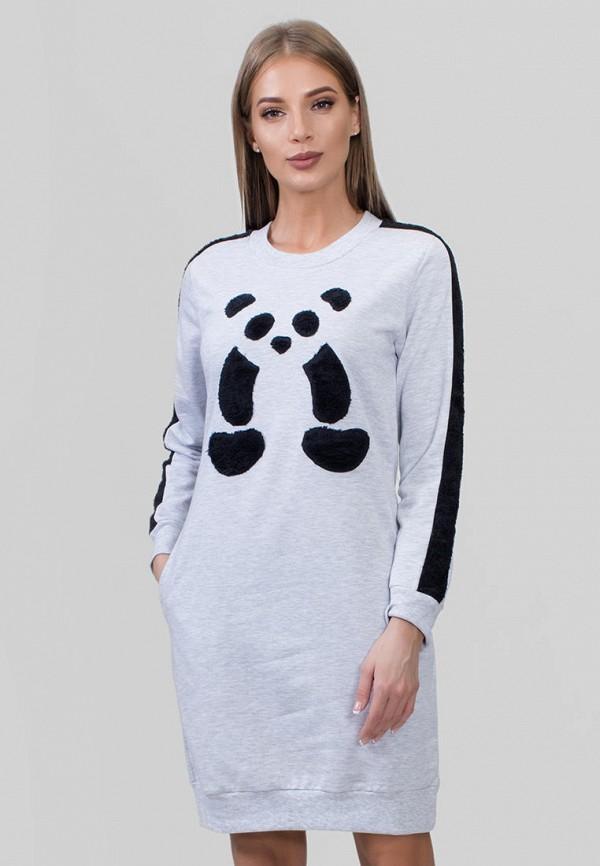 Платье домашнее Vienetta Vienetta MP002XW0GQ6M платье домашнее vienetta s secret arizona цвет черный 809170 0000 размер l 48