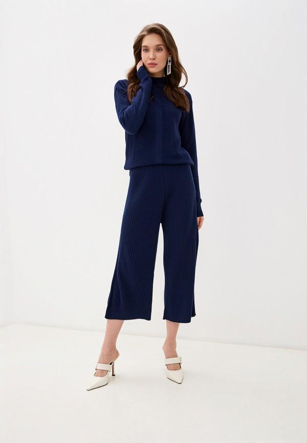 женский костюм bgn, синий