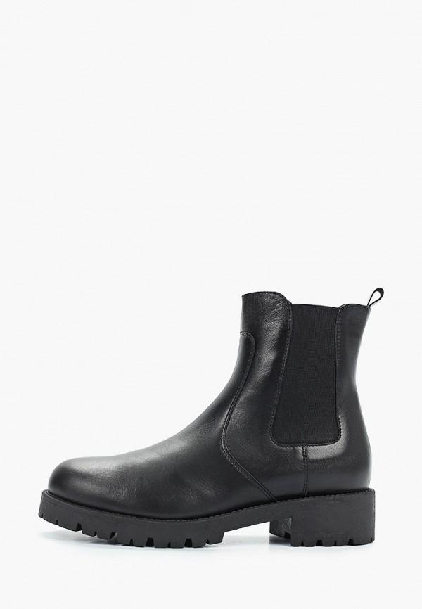 женские ботинки-челси argo, черные