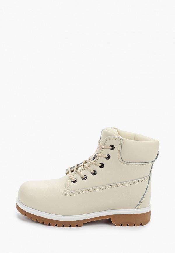 женские ботинки sigma, бежевые