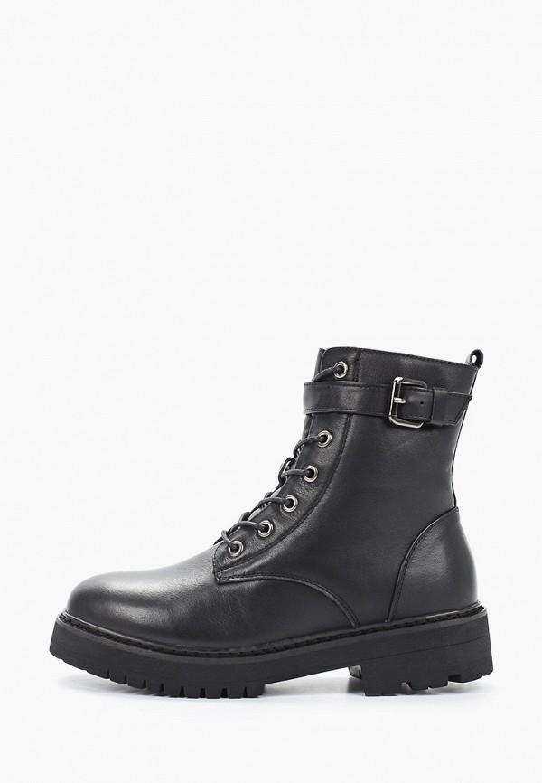 женские высокие ботинки berkonty