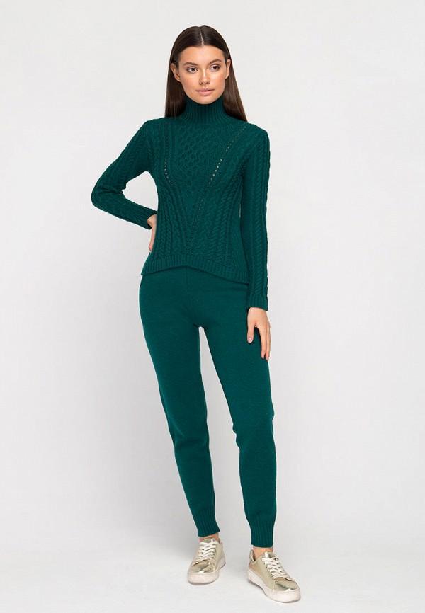 женский костюм fors, зеленый
