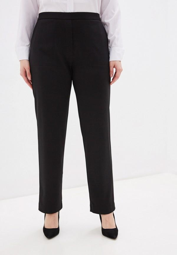 женские классические брюки svesta, черные