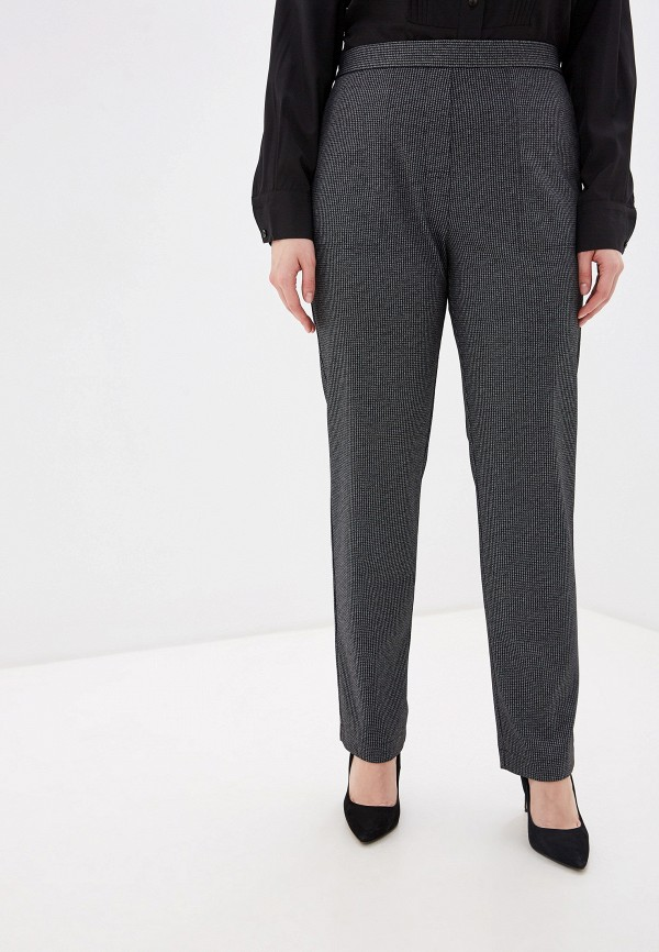женские повседневные брюки svesta, черные