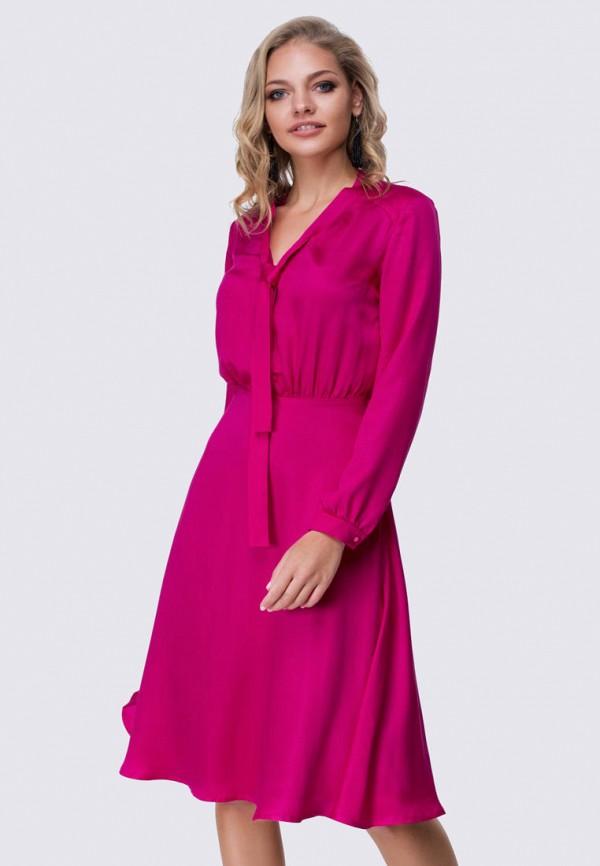 женское повседневные платье anushka by anna pavlova, розовое