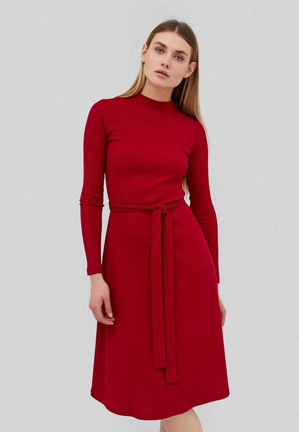 женское платье cardo, красное