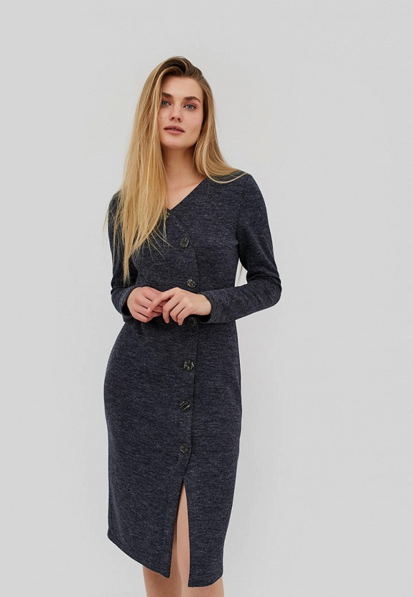 женское повседневные платье cardo, синее