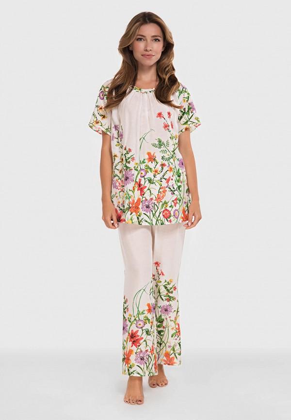 женская пижама german volf, белая
