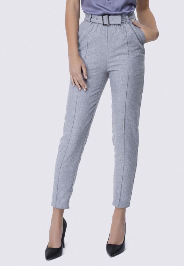женские повседневные брюки anushka by anna pavlova, серые