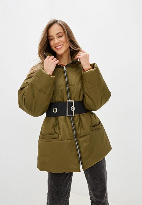 цены Куртка утепленная Polunina Polunina MP002XW0GTLF
