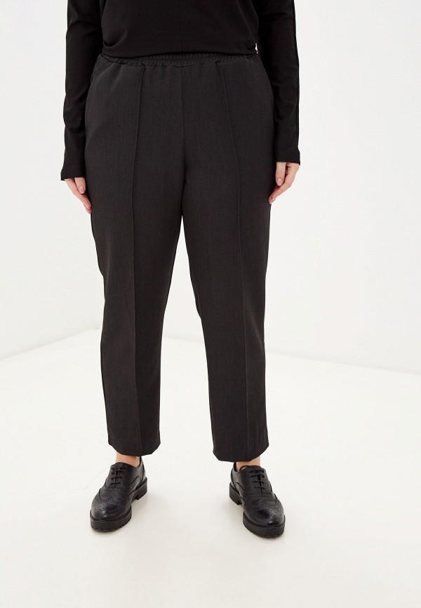женские классические брюки w&b, черные