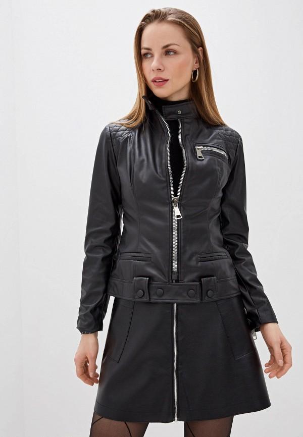 Куртка кожаная Alasia Fashion House