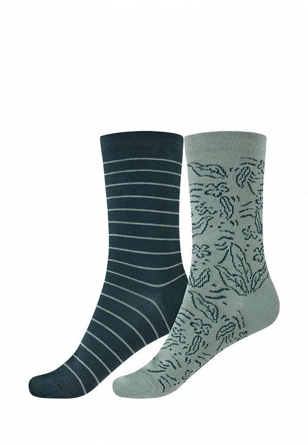 женские носки punto blanco, зеленые
