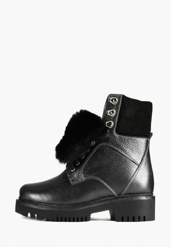 женские ботинки vm-villomi, серые