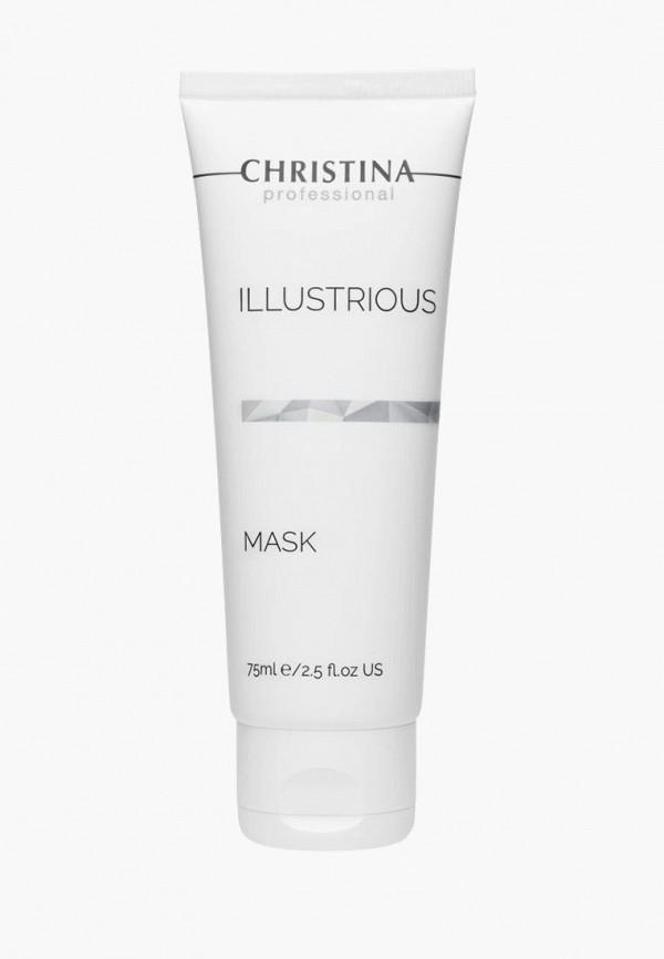 женская маска christina