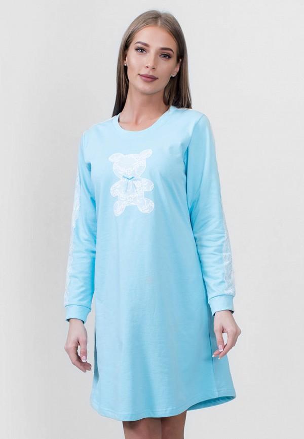Платье домашнее Vienetta Vienetta MP002XW0GV9B платье домашнее vienetta s secret arizona цвет черный 809170 0000 размер l 48