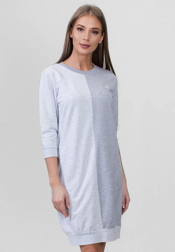 Платье домашнее Vienetta Vienetta MP002XW0GVAB платье домашнее vienetta s secret arizona цвет черный 809170 0000 размер l 48