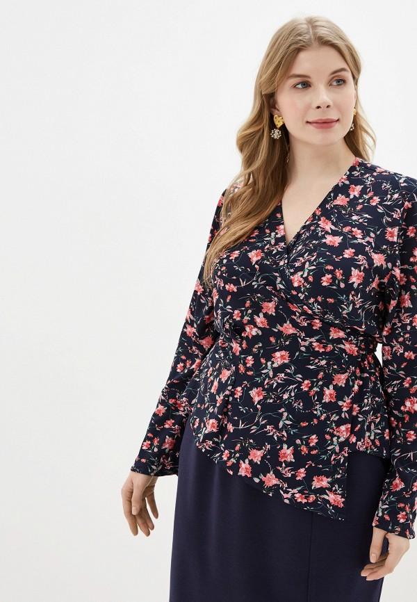 Блуза Авантюра Plus Size Fashion Авантюра Plus Size Fashion MP002XW0GWC3 юбка авантюра plus size fashion авантюра plus size fashion mp002xw1i42z