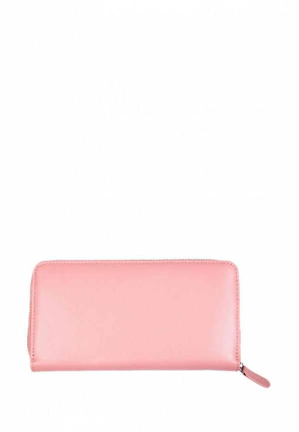 женский кошелёк амоо, розовый