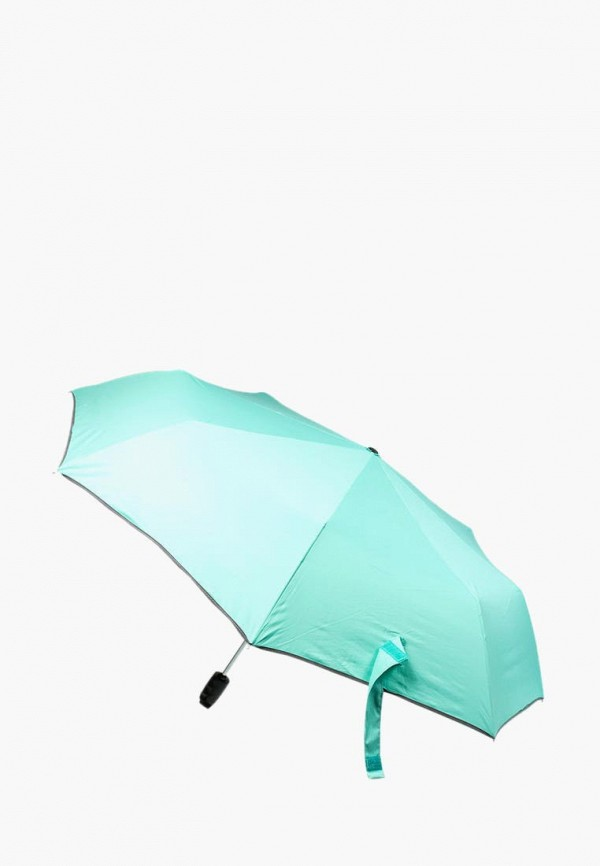 женский зонт амоо, бирюзовый