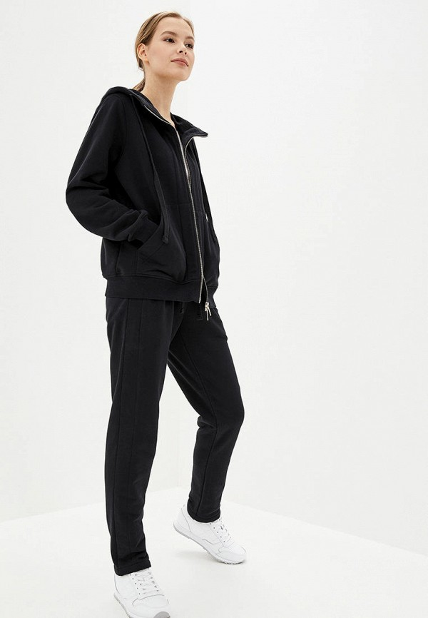 женский спортивный костюм o&j, черный