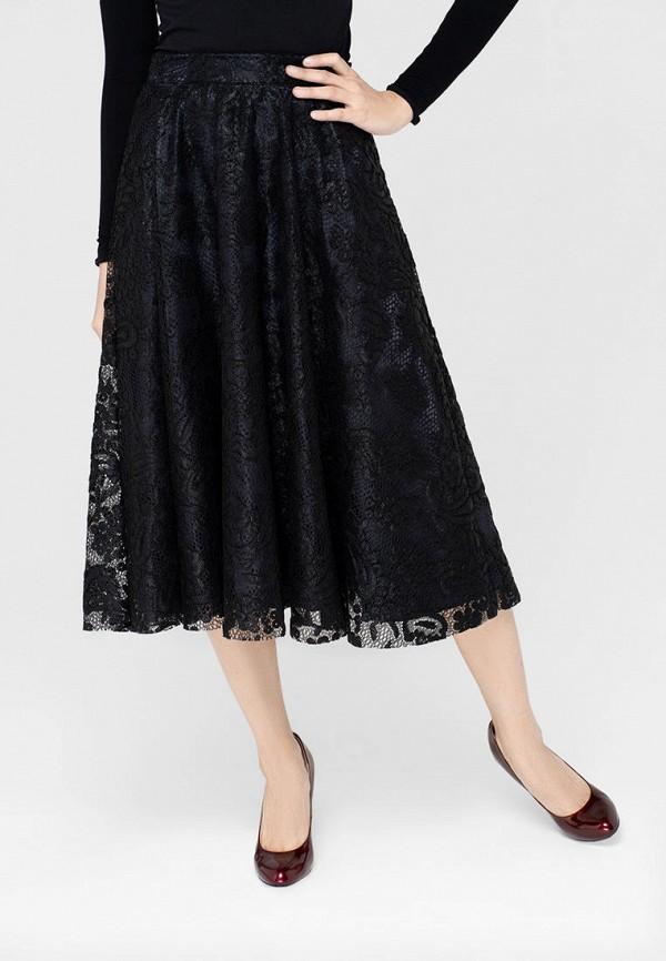 женская юбка omero, черная