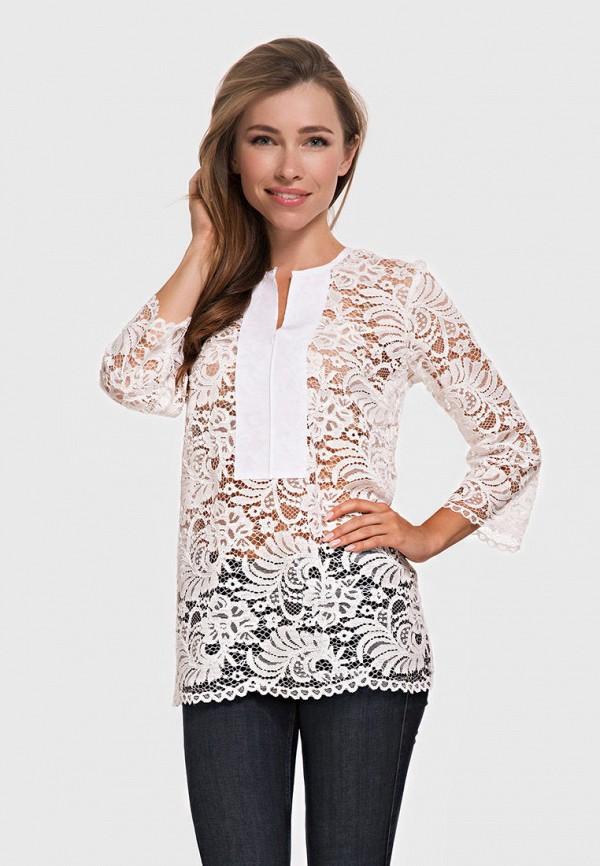 женская блузка german volf, белая