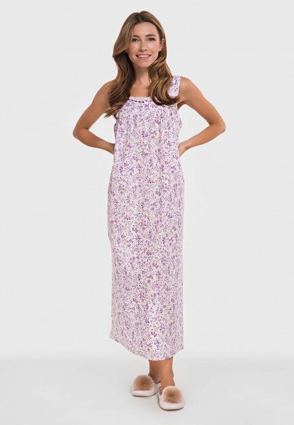 женские сорочка ночная german volf, фиолетовые