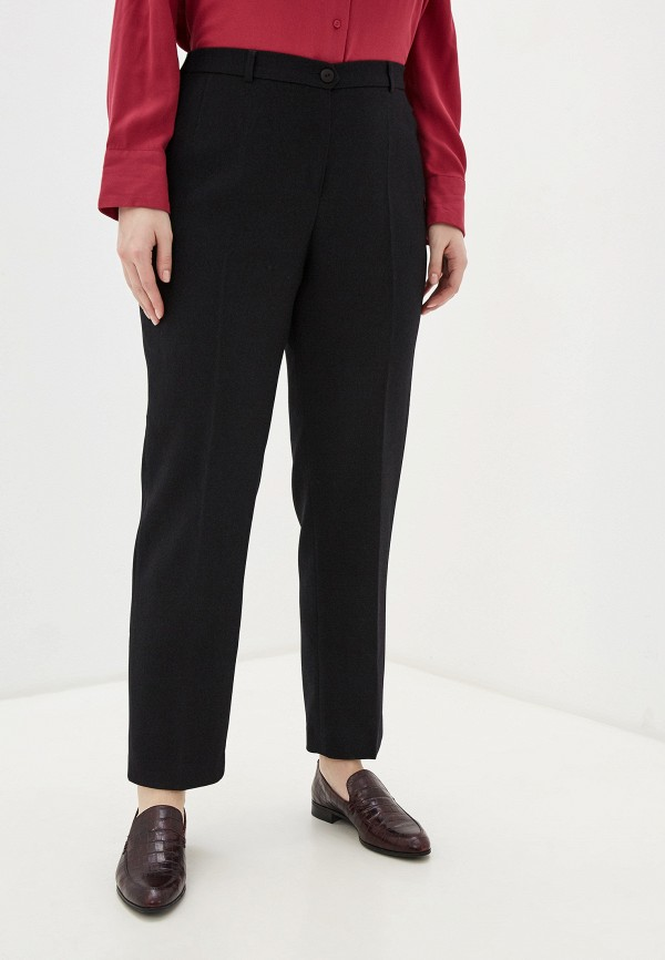женские классические брюки palla, серые