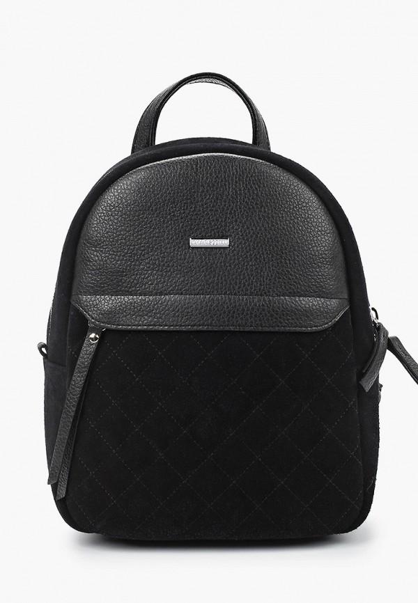 женский рюкзак franchesco mariscotti, черный