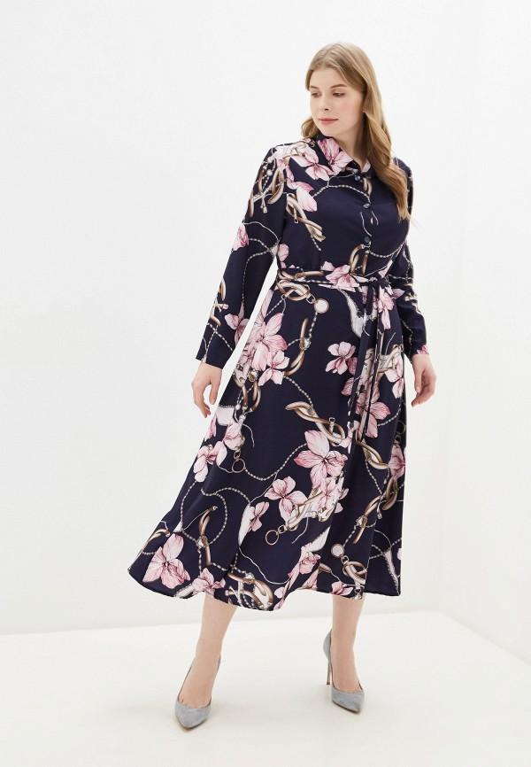 Платье Авантюра Plus Size Fashion Авантюра Plus Size Fashion MP002XW0GXO8 emoi size plus 126504