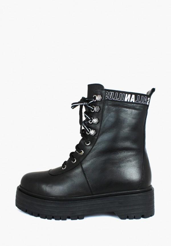 женские ботинки pera donna, черные