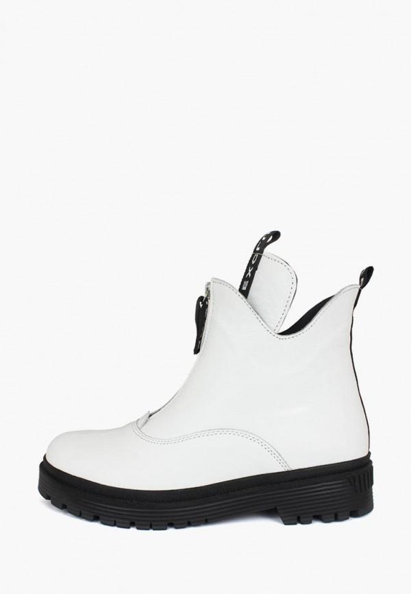 женские ботинки pera donna, белые