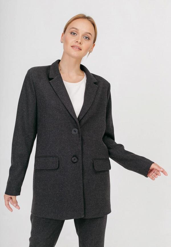 женский пиджак bessa, черный