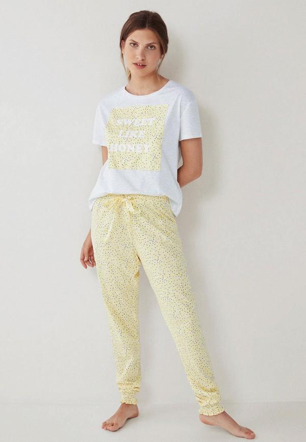 женская пижама women'secret, разноцветная