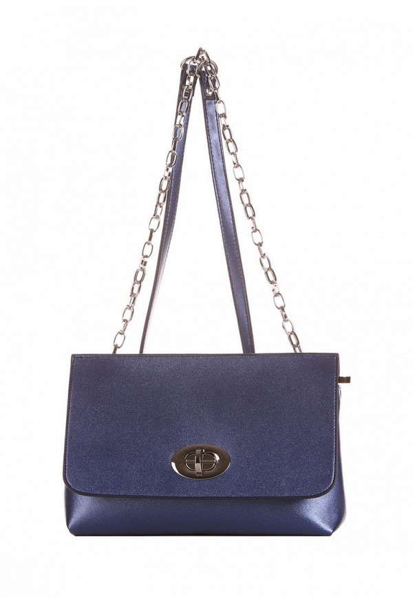 женский клатч alba soboni, синий