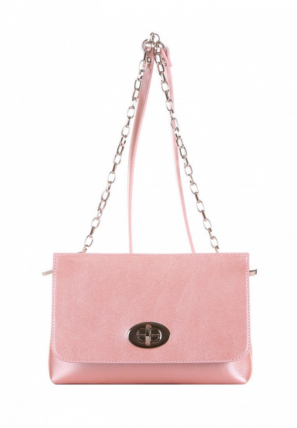 женский клатч alba soboni, розовый