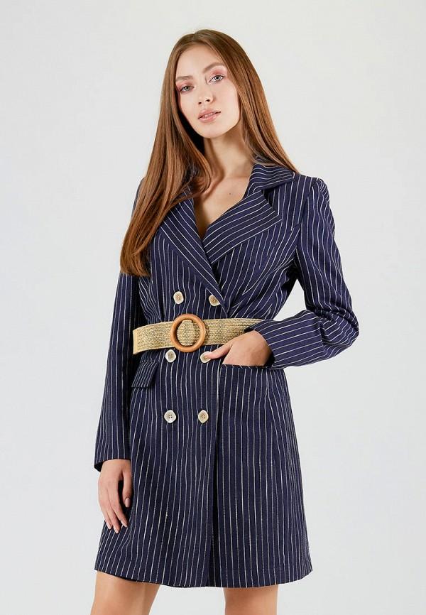 женское платье ora, синее